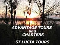 Advantage tours - St Lucia