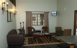 Family accommodation in Pongola