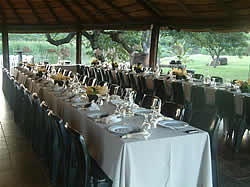 Phone us for quotes for your special wedding day arrangements or your other functions and let us take the care from you so that you can relax and enjoy your time with us at Dweba Lapa.
