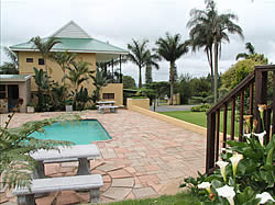 Melmoth Accommodation - Melmoth B&B Accommodation - Golf View Lodge for luxury, affordable accommodation in Melmoth - bedroom