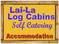 Lai-La Log Cabins - St Lucia Accommodation - St Lucia B&B - St Lucia Self Catering - St Lucia Hotels - St Lucia Guest Houses - St Lucia Lodges