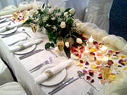 wedding venue at country hotel empangeni