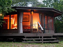 Self-catering options available, in 4-star luxury, on the Elephant Coast.
