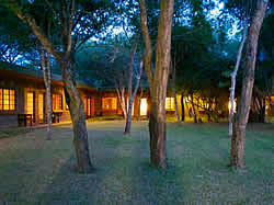 The Ezulwini Game Lodge offers accommodation for a maximum of 60 guests,