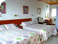 3 star hotel accommodation at Bay View Lodge in Richards Bay