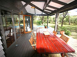 Toad Tree Lodge is a stunning self catering lodge in a private game reserve,